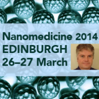 Interview with the Conference Chair Dr. Andrew Owen. Nanomedicine 2014. March, Edinburgh, Scotland