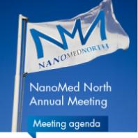 NanoMed North annual meeting no 3 Monday 8th of June, 2015, 16:00 – 19:00 at Turning Torso, Lilla Varvsgatan 14, Malmö